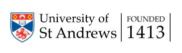 St Andrews Logo