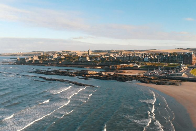 St Andrews Coastline